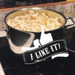 Poppa popcorn i en kastrull och rädda miljön